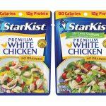 StarKist® lanza NUEVO StarKist® Premium White Chicken: el primer pollo en un pouch de un solo uso que no se necesita drenar