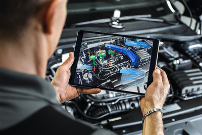 PTC provides the leading AR platform for connected workers in the market today.